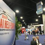 Итоги выставки HAI HELI-EXPO 2019 в Атланте, США