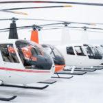Пресс-релиз компании Robinson Helicopters от 26 февраля 2018 г.