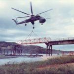 От серийных грузопассажирских типов до специальных воздушных кранов: вертолеты в строительстве