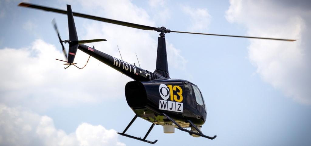 Немного об управлении вертолетом