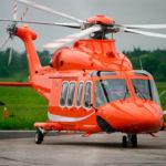 Обзор вертолета Leonardo Helicopters AW139